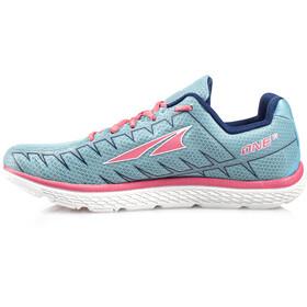 Altra One V3 Marathon Running Shoes Women light blue/coral